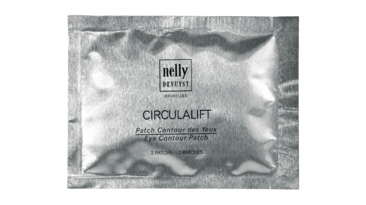 Circulalift Patchs | Contour yeux| Nelly De Vuyst