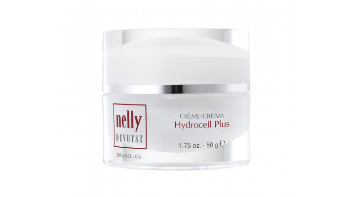 Crème Hydrocell Plus| Nelly De Vuyst